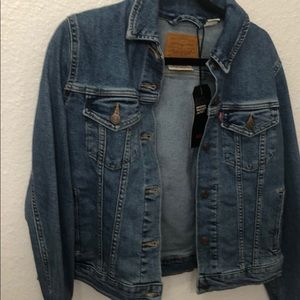 Levi's origin trucker jacket